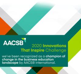 AACSB Award Image